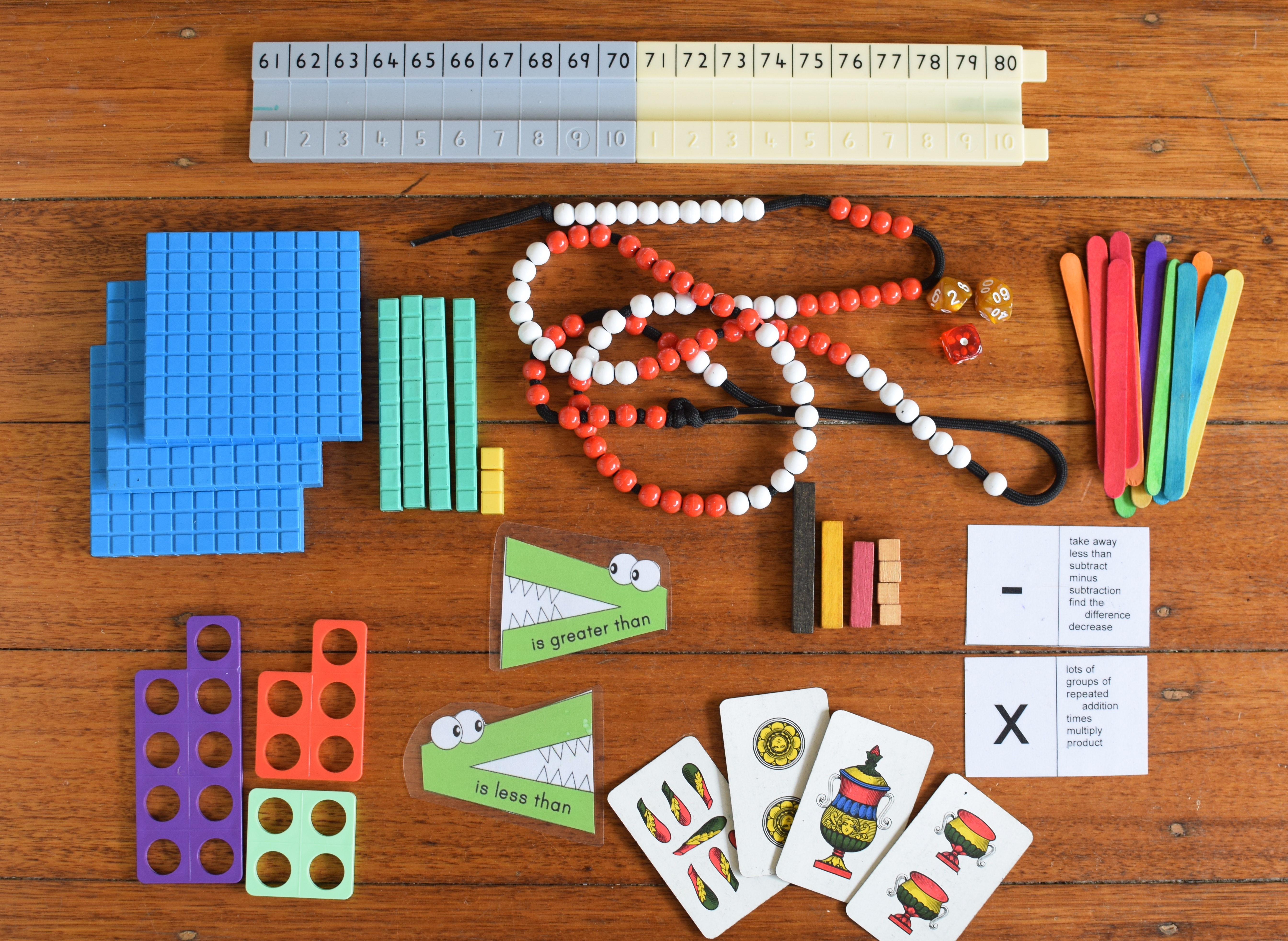 multi-sensory materials for maths tutoring in melbourne